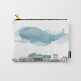 A whale in the sky Carry-All Pouch
