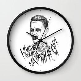 Mr J Wall Clock