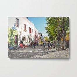 Caminito, Buenos Aires, Argentina Metal Print