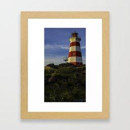 Western Light Framed Art Print