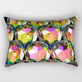 Stone Beetle Rectangular Pillow