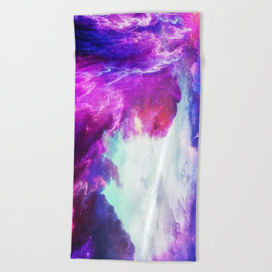 Light dreamer Beach Towel