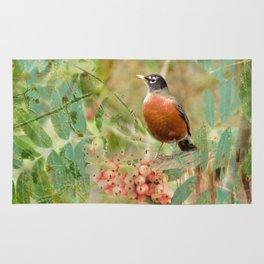 Robin's Wood Rug