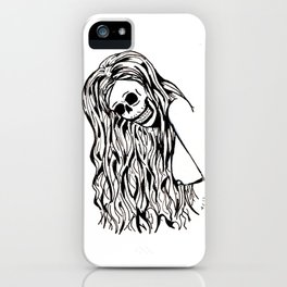 she's a natural iPhone Case