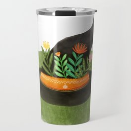Witch Hat Travel Mug