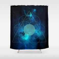 Geometrical 006 Shower Curtain