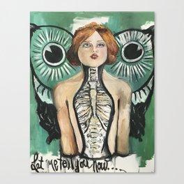 Iona Canvas Print
