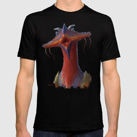 Beak portrait T-shirt