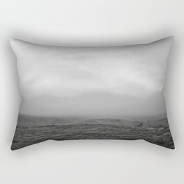 Searching for trolls Rectangular Pillow