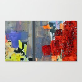 Love Abstract Canvas Print
