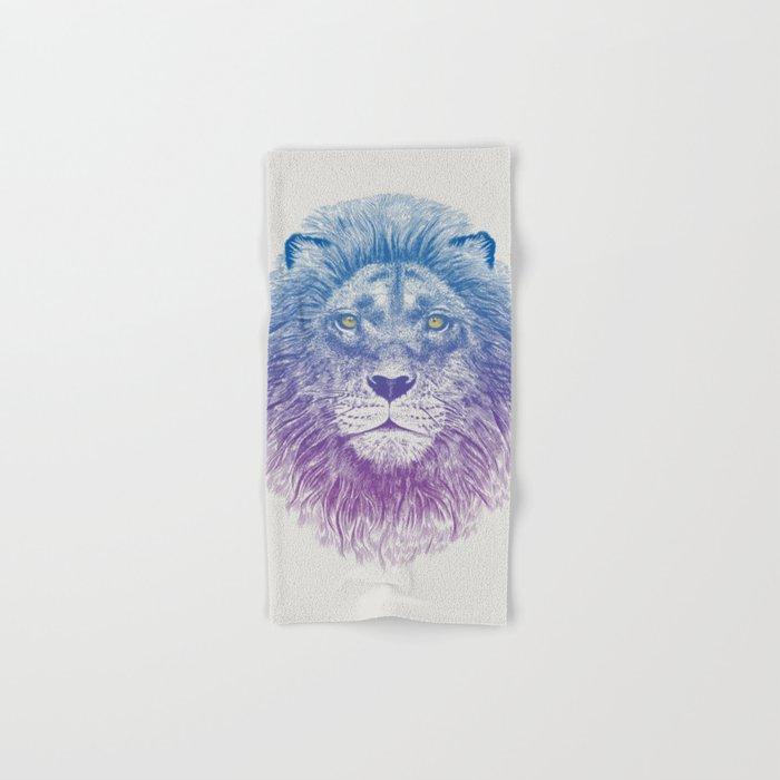 Face of a Lion Hand & Bath Towel