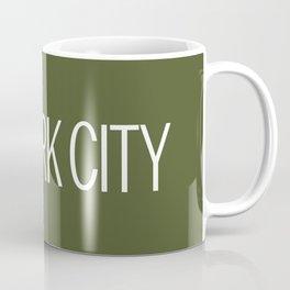 Utah: Park City Moose Coffee Mug