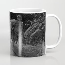 Adam and Eve Driven out of Eden- Dore Coffee Mug