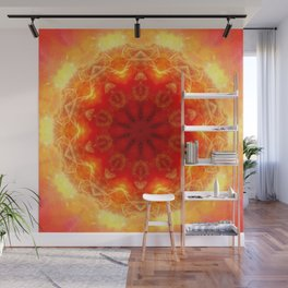 Energy within Wall Mural