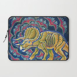 As Awesome As Three Unicorns Laptop Sleeve