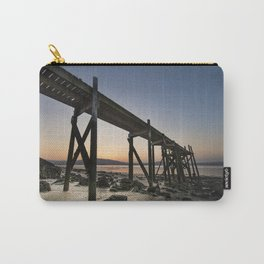 The old Peir at Holywood Carry-All Pouch