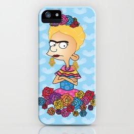 Helga Frida kahlo iPhone Case
