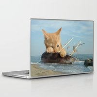 monster Laptop & iPad Skins featuring Monster by ClaM