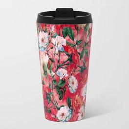 Rose Red Travel Mug