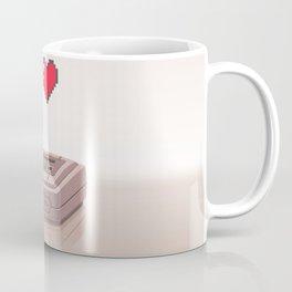 16 bits Love Coffee Mug