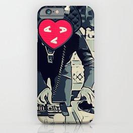 Summer Mvmt iPhone Case