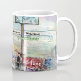 McLaren on a charge Coffee Mug