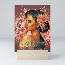 DAYDREAMING 0022 Mini Art Print