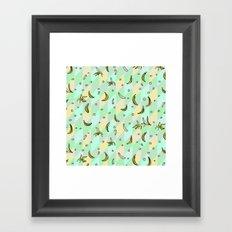 Banana Mix #2 Framed Art Print