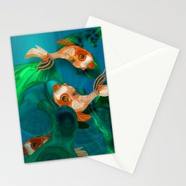 Ada Lake Natives Stationery Cards