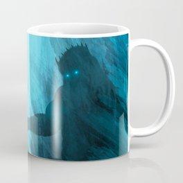 Scuba Diver meets Poseidon  Coffee Mug