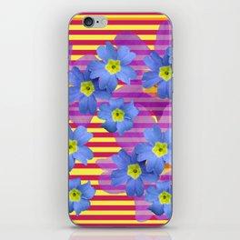 Spring Sprung iPhone Skin