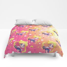 Sailor Moon Crystal Texture Comforters