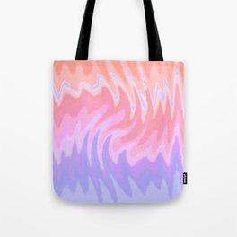 ZigZag Sunset Tote Bag
