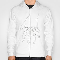 Untitled Hands No.6 Hoody