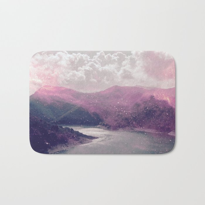 Magical Mountains Bath Mat