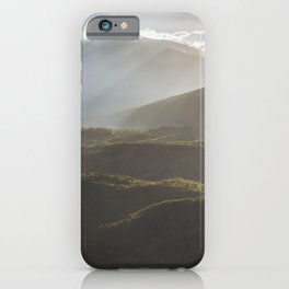 Sunrise In North Georgia Mountains 6 iPhone Case
