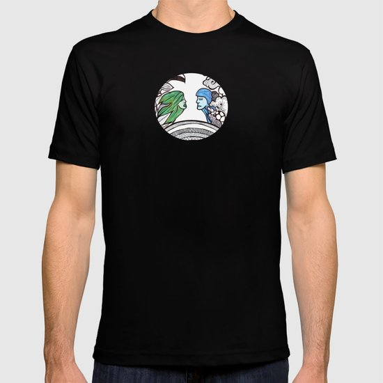 From two different worlds T-shirt