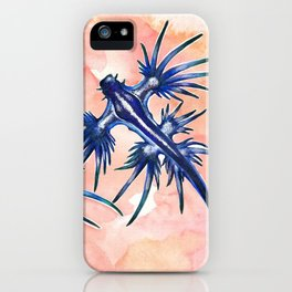 Glaucus Atlanticus iPhone Case