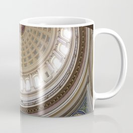 Wisconsin Capitol Building Rotunda 1 Coffee Mug
