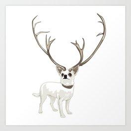 The Chihuahualope Art Print
