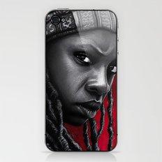 The Walking Dead - Michonne iPhone & iPod Skin