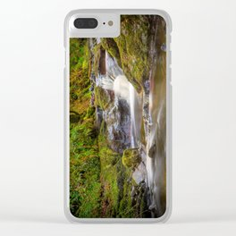 Glenariff Falls Clear iPhone Case