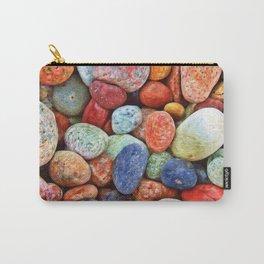 Rainbow Rocks Carry-All Pouch