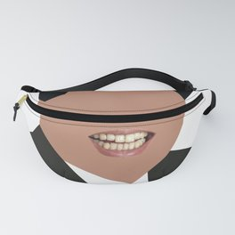 FOGS's People wallpaper collection NO:02B KIM JONG UN PNG Fanny Pack