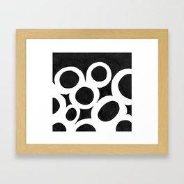 Capillary Action I Framed Art Print