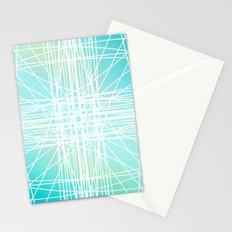 Linear Oceanblast Stationery Cards