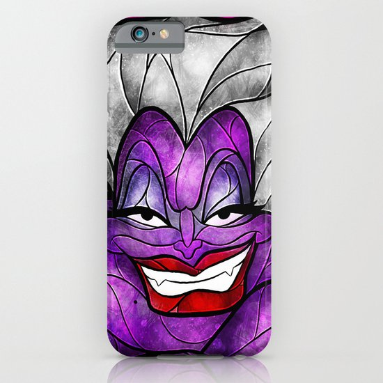 The Sea Witch iPhone & iPod Case