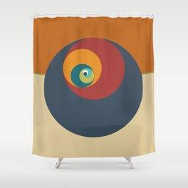 Mediterranean Shower Curtain