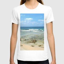 Rosh Hanikra Beach T-shirt