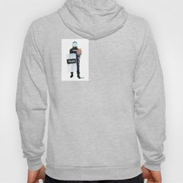 Peace Officer Movement By K.U.T. Hoody
